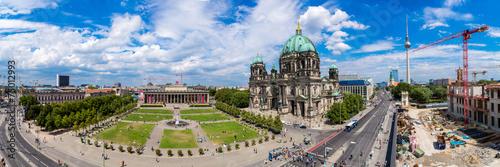 Keuken foto achterwand Berlijn View of Berlin Cathedral