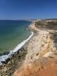 Küste der Algarve in Portugal