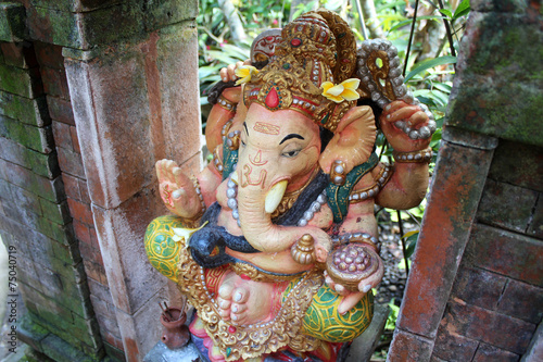 Fototapety, obrazy: Ganesha / Ganesh