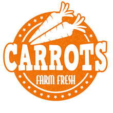 Carrots Stamp