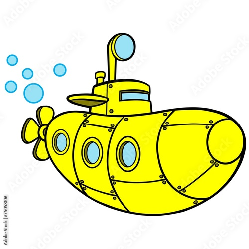 Láminas  Yellow Submarine