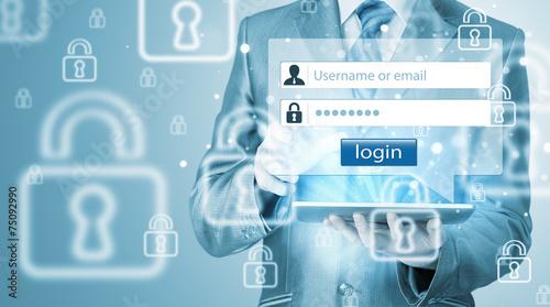 Fotomural login and password