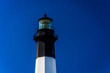 Tybee Island Lighthouse, At Tybee Island, Georgia.