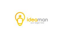 Idea Man Logo