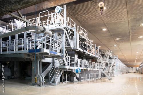 Fotografie, Obraz  Paper Mill