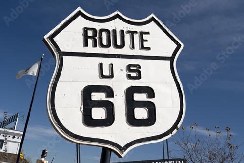 Papiers peints Route 66 Route 66 sign
