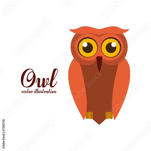 Photo Stands Bird design,vector illustration.