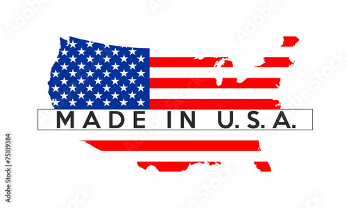 Photographie  made in usa