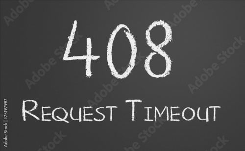 HTTP Status code 408 Request Timeout - Buy this stock