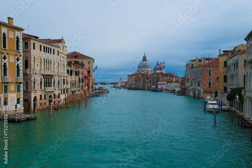 Cadres-photo bureau Venise I colori di Venezia