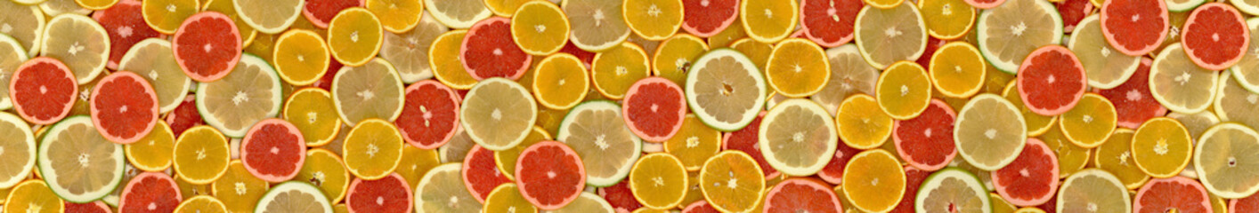 Obraz na Szkle Owoce cytrusowe 12
