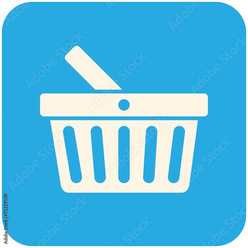 Fotografie, Obraz  Basket icon