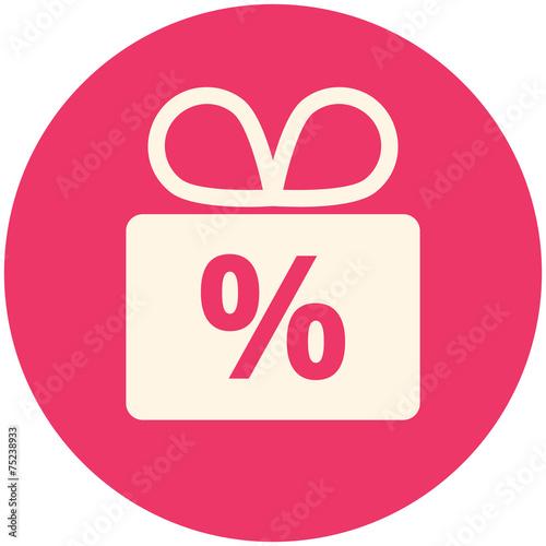 Fotografía  Discount icon
