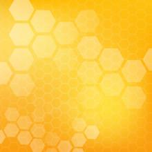 Honey Pattern Vector