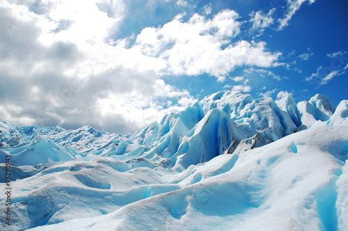 Fotografie, Obraz  氷山