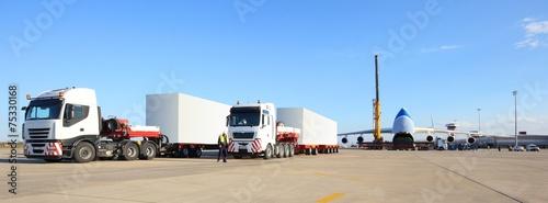 Fotografia, Obraz  Air Cargo 2