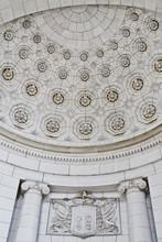 Union Station In Washington DC, Detail