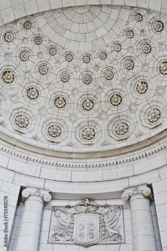 Photo Union station in Washington DC, Detail
