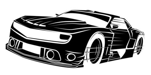 FototapetaSport Car