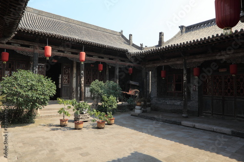 Fototapety, obrazy: Die Stadt Pingyao in China