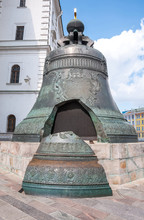 Tsar Bell Is Largest In The Wo...