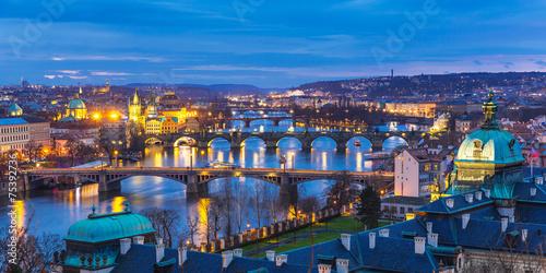 Poster Prague View of Prague #5
