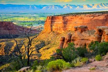 Colorado National Monument At ...