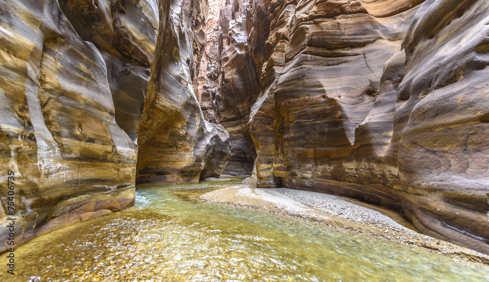 Grand Canyon of Jordan,Wadi al mujib Natural Reserve