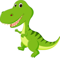 Cute Dinosaur cartoon