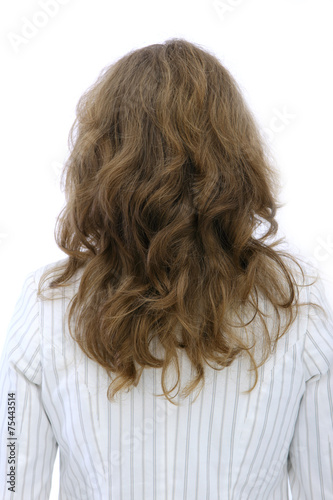 Fotografering  włosy