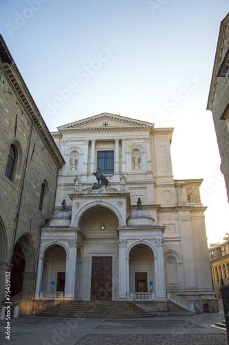 Fotografie, Obraz  Duomo di Bergamo