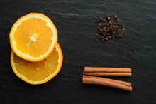 Orange, Cinnamon And Cloves