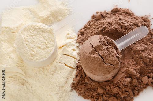Fotografie, Obraz  Protein powder