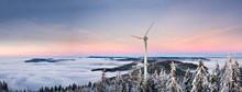 Märchenhafte Winterlandschaft