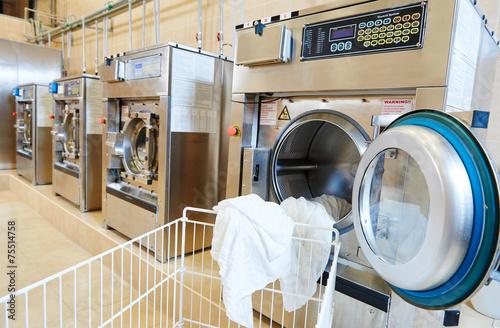 Fotografie, Obraz  laundry services