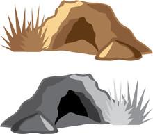 Man Cave Vector