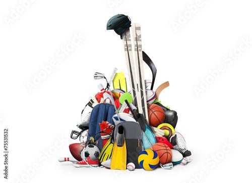 Fotografia  Sports equipment
