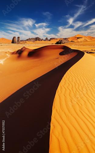Garden Poster Drought Sahara Desert, Algeria