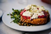 Kretischer Dakos-Salat - Creta...