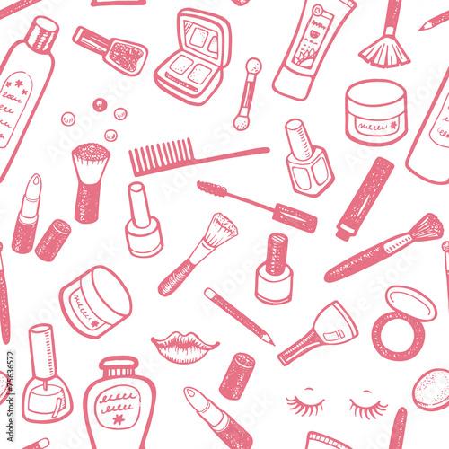 rozowe-ikony-przyborow-kosmetycznych