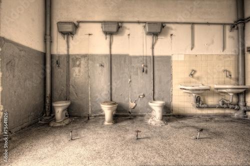 Photo  Toiletten