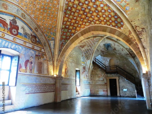 Photo  Historischer Raum - Angera - Rocca