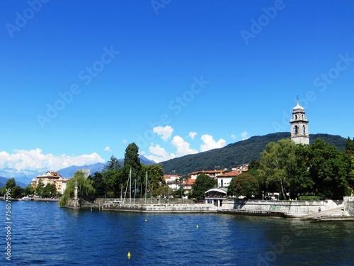 Pallanza Verbania - Lago Maggiore Canvas-taulu