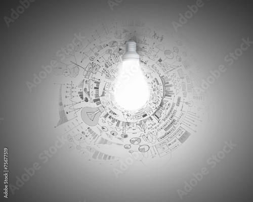 Photo  Bright ideas