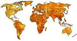 vietnam territory on world map - 75684318