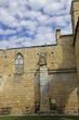Ruheplatz im alten Franziskanerkloster Saint-Emilion