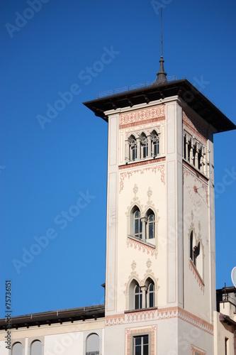 Photo  Architektur in Stresa  - Lago Maggiore - Italien