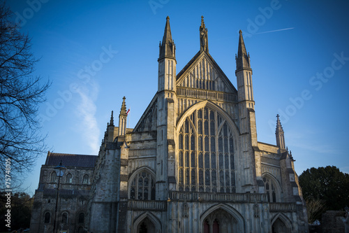 Photo Winchester cathedral