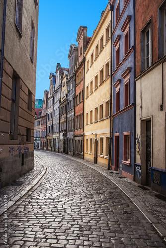 waskie-uliczki-starego-miasta-we-wroclawiu