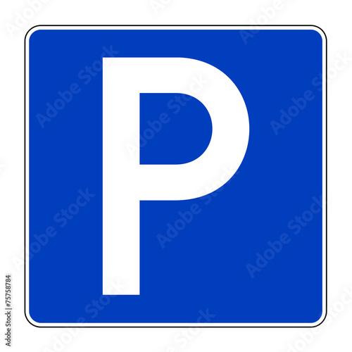 Fotografía Parkplatz